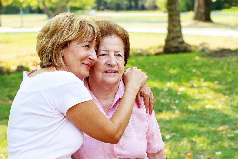 Am I Spending Too Much Time Caring for My Aging Parent?