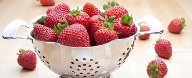 Health Notes from Our UMH Dietitian - Nutrients and Health Benefits of Strawberries